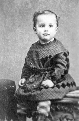A photo of Guy O. Morse