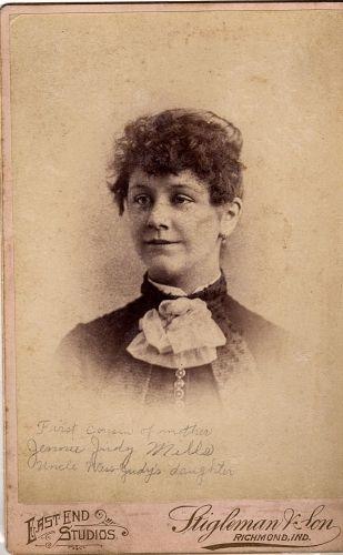 Jennie Judy Mills