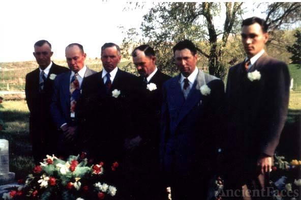 Bro Keele's funeral