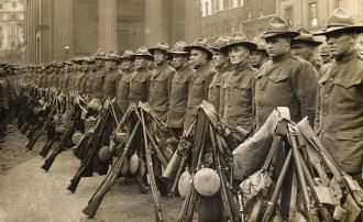 World War 1, London