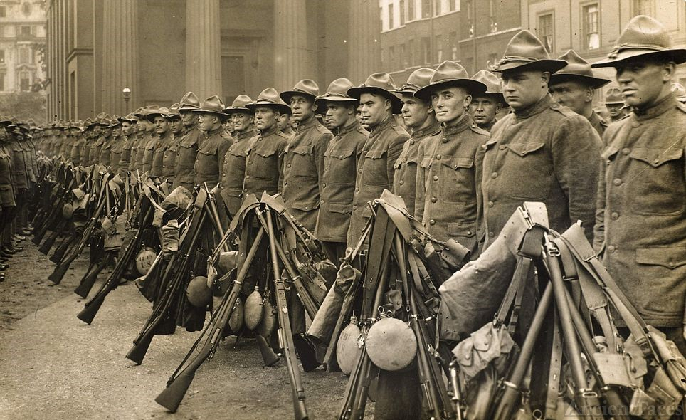 World War 1, London