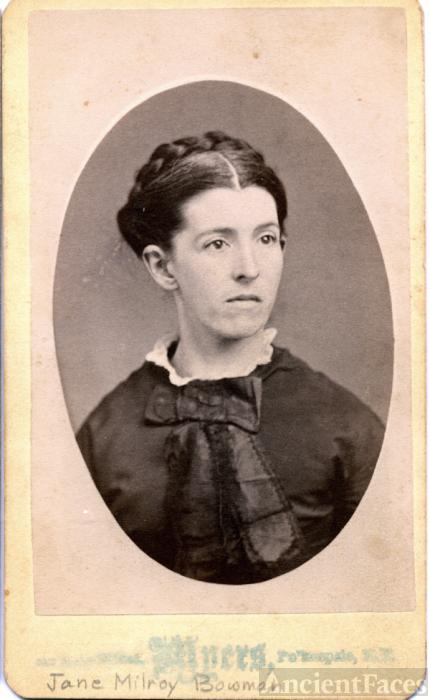 Jane (Milroy) Bowman