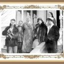 Everhart Family in front of home