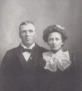 Albert Grier and Clara Belle Donovan