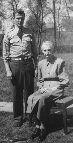 Harlan and Grandma