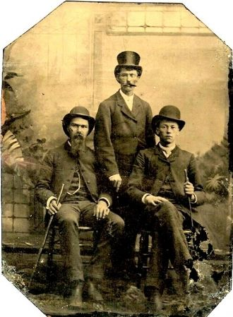 Lynn Brothers, Maryland 1870