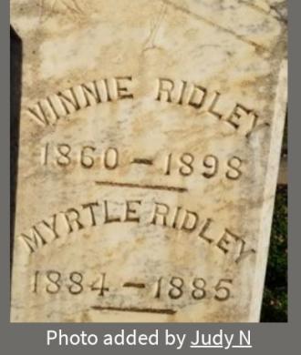 Myrtle Ridley