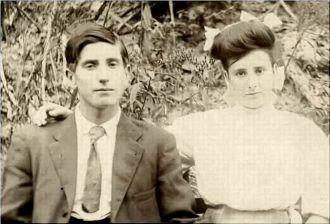 Bill Alfrey And Emma Ellen SMEDLEY