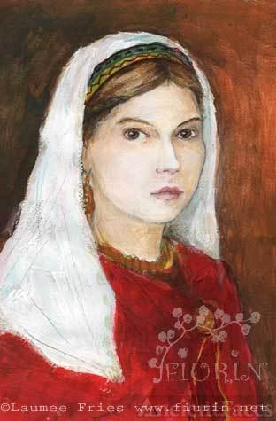 Judith, Queen of Wessex, Countess of Flanders