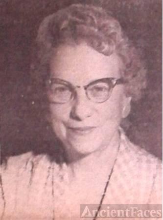 Orita Florence (Oxley) Booker, West Virginia