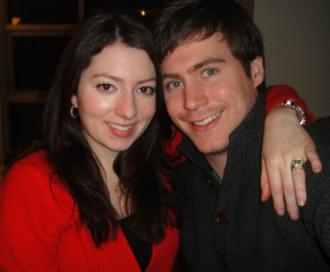 Lizabeth and Sam Bramley