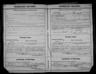 John Abner Mathis/ Mathews 1st Marriage