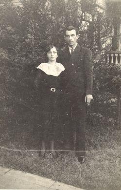 Ida and Joe Short abt 1930