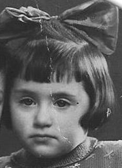 Marianne Aandagt 1942
