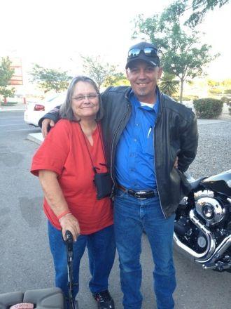 Jeff and Marlene Moorehouse