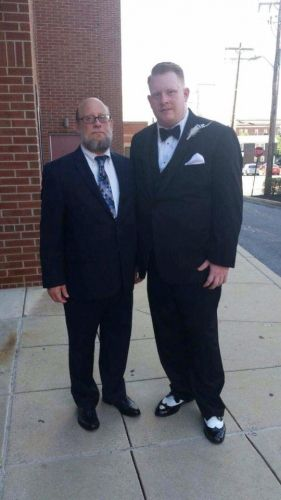 Stuart and Don Adamson
