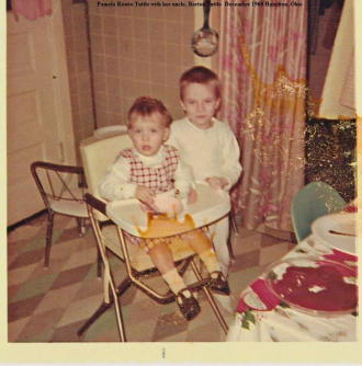 Pam and Barton Tuttle, 1968