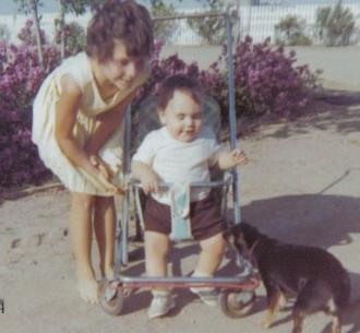 Renee and Louie Nonini, Jr