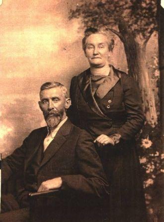 Ellen (Dixon) & Sig Rogers Anniversary Photo
