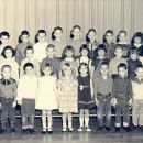 Kindergarten, Pershing School, Lincoln, NE 1961