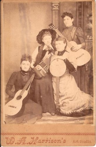 Unknown Female Band