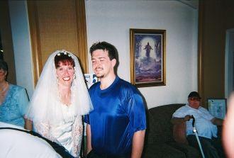 Mary L Reidt wedding