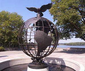 Harold Nigel Egerton Salmon's Ottawa Memorial