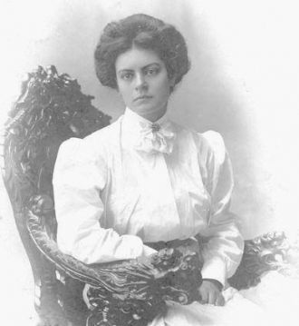 Edna May (Stoddard) Husted