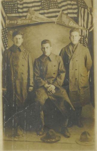 Wall men in WWII