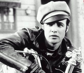 A photo of Marlon Brando