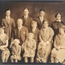 Ivar and Mary Solheim Family