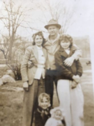 Jacob Taeger Family