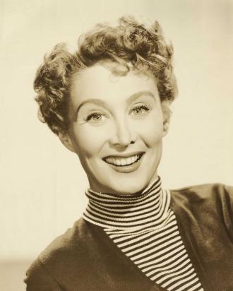 A photo of Betty Garrett