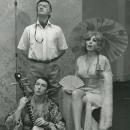 Barry MacGregor, Mark Bramhall and Barbara Colby.