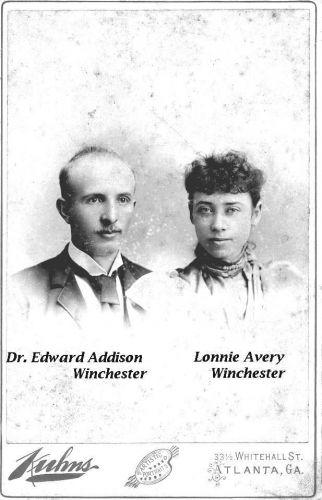 Edward Addison Winchester M.D.