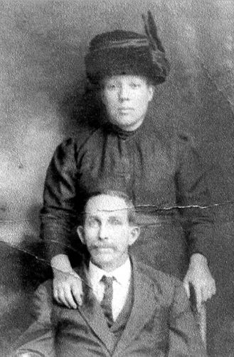 Council Wright Lanier and 2nd wife, Margie Anne Sm