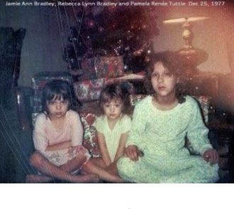 Bradley Family, 1977