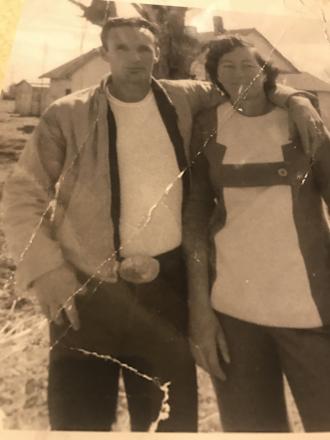 Robert Denton & Ora Mae