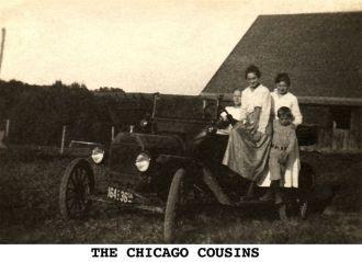 Unknown Chicago Holtz Cousins