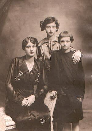 Addie, Iva Mae, & Luetta Hannah