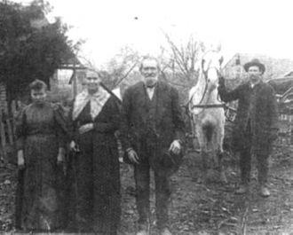William Deisher's Family