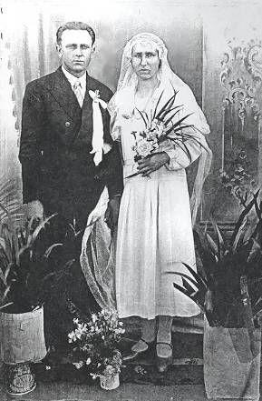 Georg Michael & Elisabeth Schultheis Wedding Day