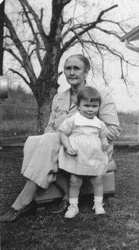 Grandmother and Grandaughter