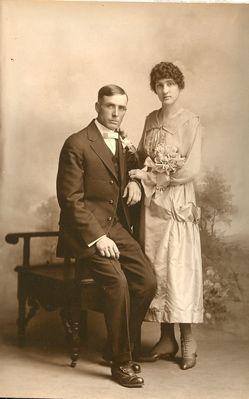 Vernon & Bessie (Mauk) Clements