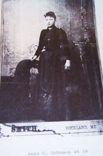 Anna C. Johnson, ME 1888