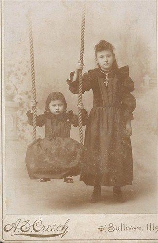 Ethel and Lottie Fulton