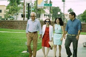 Iraj, Janita, Anita, and Ali Khalkhali