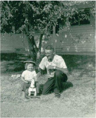 Grandpa Blackie
