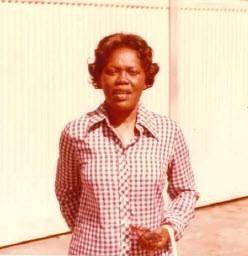 Juanita (Franklin) Thompson