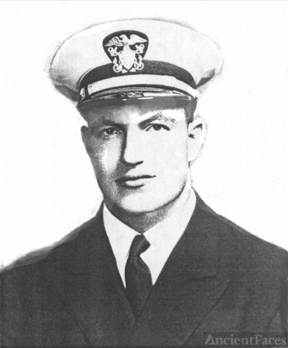 Elmer Leland McKeeman: Navy Ensign